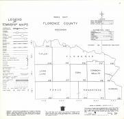 Index Map, Florence County 1964